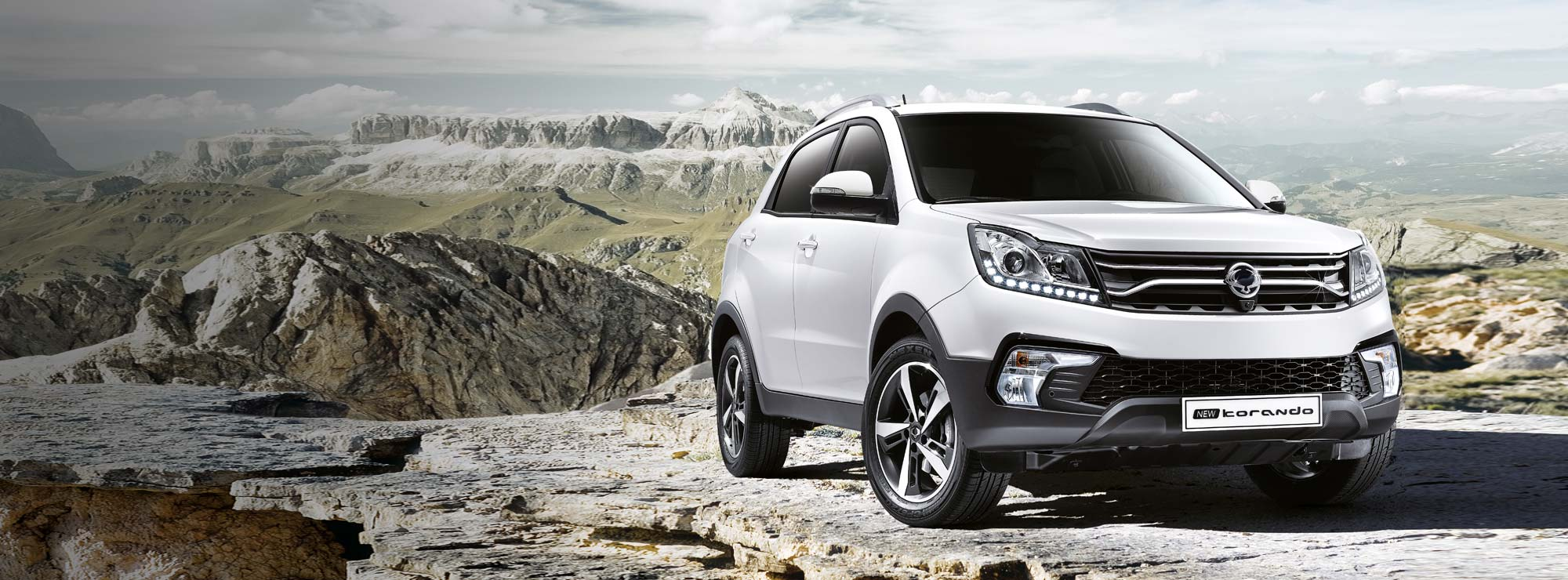 Korando From £16,495