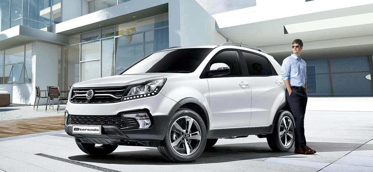 Korando Contract Hire