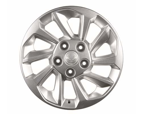 "EX –17"" Alloy Wheel"